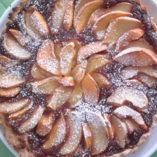 Foto Ricetta Crostata di marmellata e frutta
