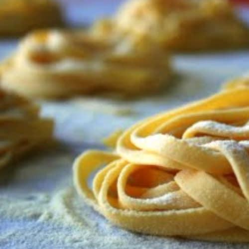 Foto Ricetta Pasta fresca all'uovo