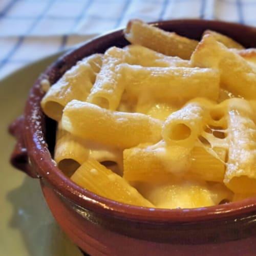 Foto Ricetta Pasta ai 3 formaggi