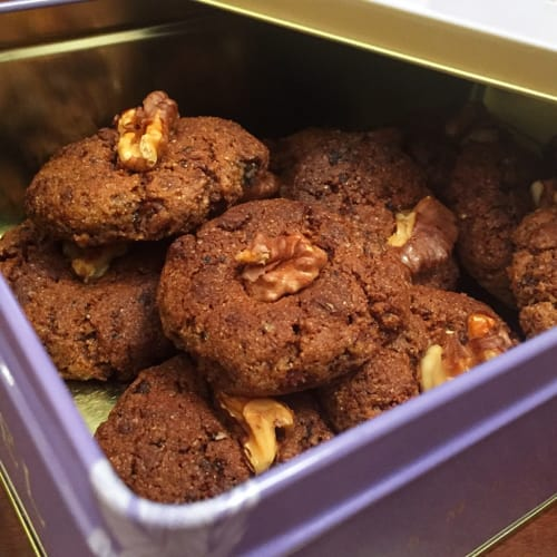 Foto Ricetta Cookies integrali