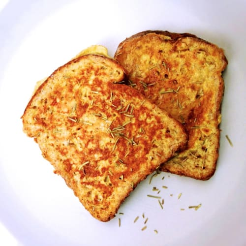Foto Ricetta Toast proteico