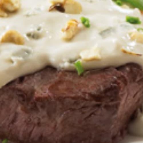 Foto Ricetta Filetto di vitello con gorgonzola