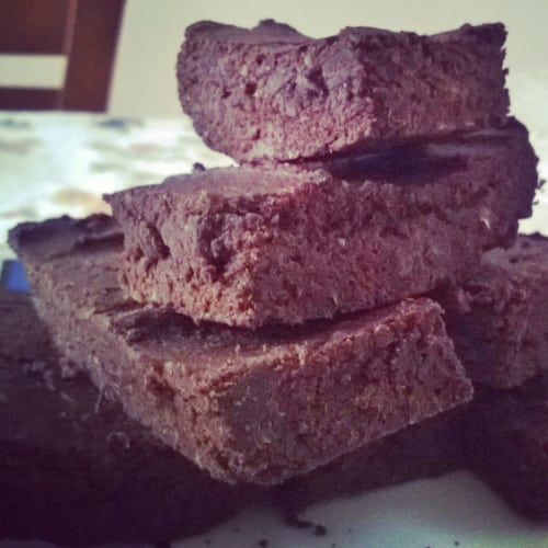 Foto Ricetta Brownies senza glutine e senza burro