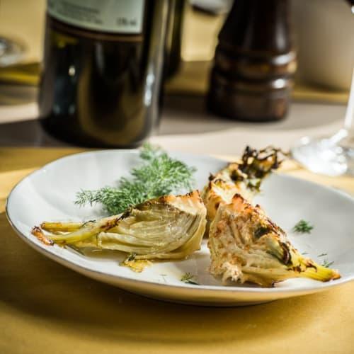 Foto Ricetta Finocchi gratinati al forno