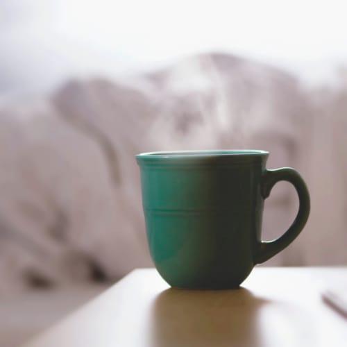 Foto Ricetta Colazione té e fette biscottate