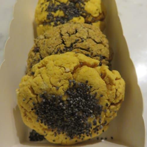 Foto Ricetta Pane senza glutine alla zucca