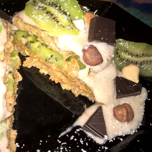 Foto Ricetta Pancake di avena