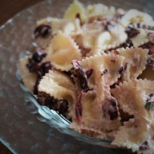 Foto Ricetta Pasta al radicchio