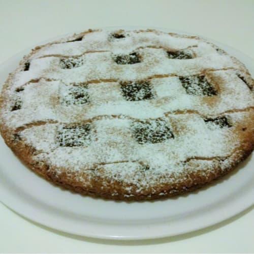 Foto Ricetta Crostata di ciliegie