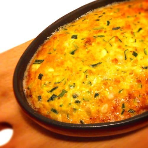 Foto Ricetta Torta salata di zucchine