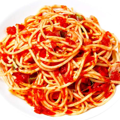 Foto Ricetta Spaghetti alla norcina