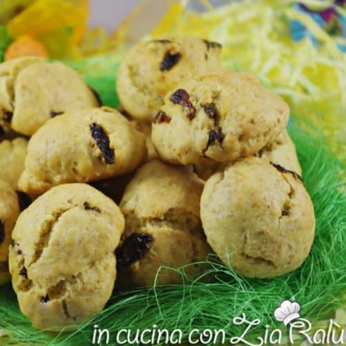 Foto Ricetta Panini delle feste con bacche di gojii