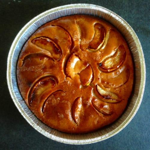 Foto Ricetta Torta di mele della nonna
