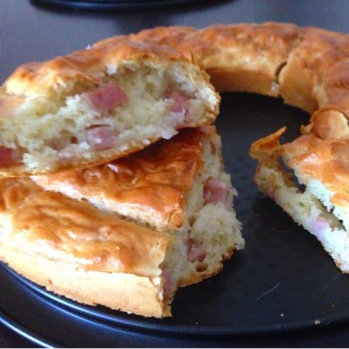 Foto Ricetta Plumcake salato