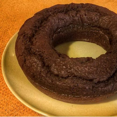 Foto Ricetta Ciambellone al cacao