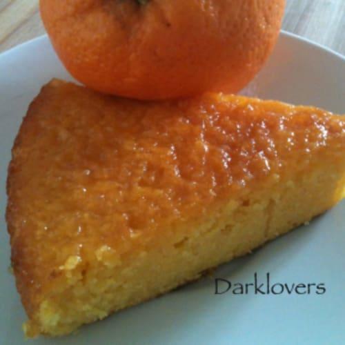 Foto Ricetta Torta all'arancia