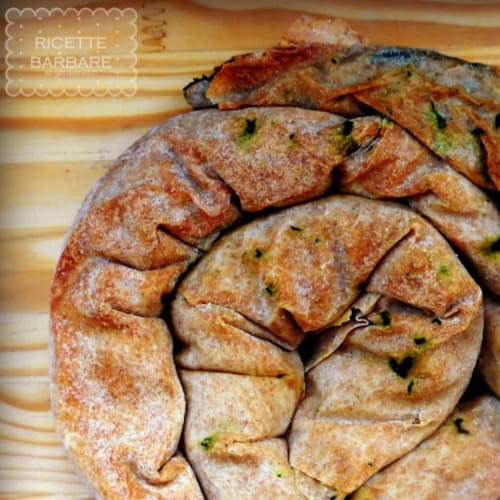 Foto Ricetta Torta salata di spinaci