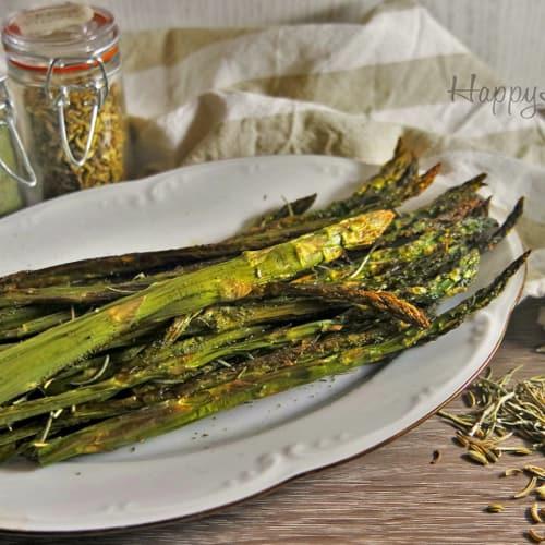 Foto Ricetta Asparagi al forno