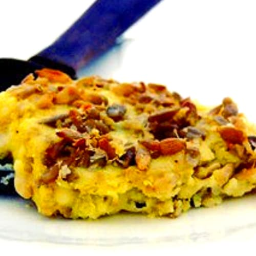 Foto Ricetta Sformato di patate croccante