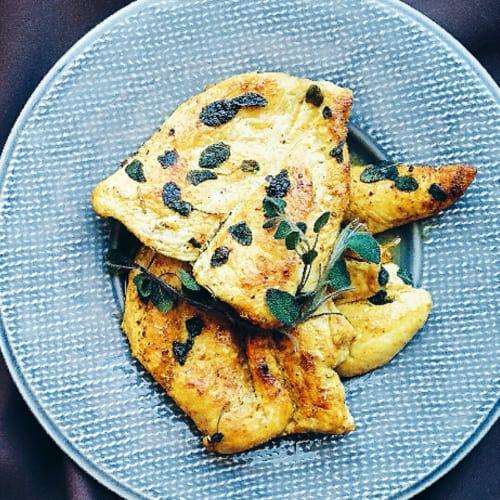 Foto Ricetta Petto di pollo allo zenzero