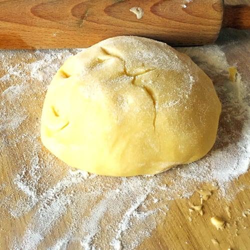 Foto Ricetta Pasta frolla senza burro