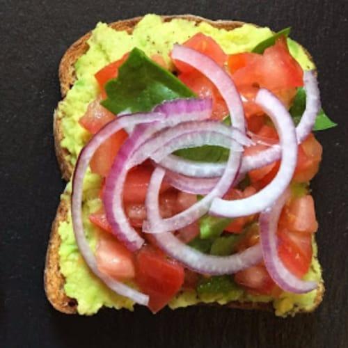 Foto Ricetta Italianstyle avocado toast