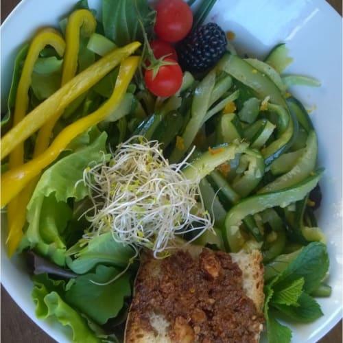 Foto Ricetta Se la zucchina si fa spaghetto