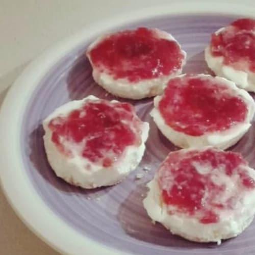 Foto Ricetta Tortine allo yogurt superlight
