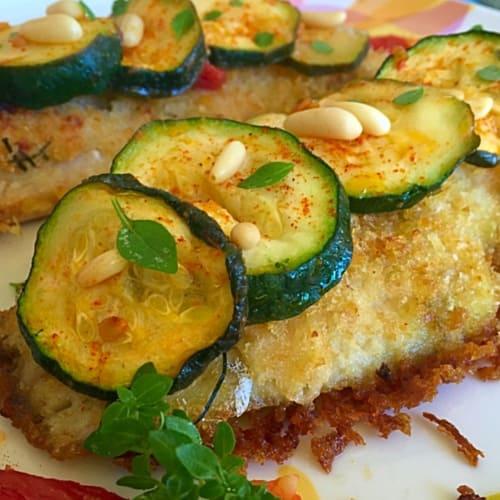 Foto Ricetta Filetti di merluzzo al forno