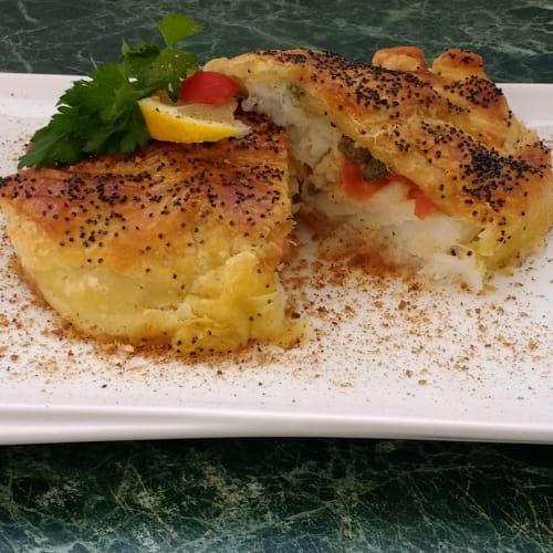 Foto Ricetta Baccalà in crosta