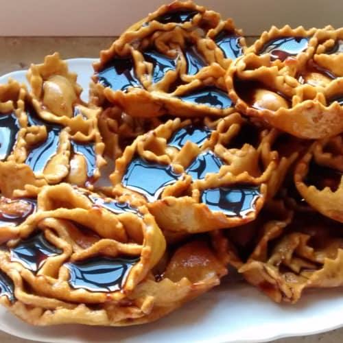Foto Ricetta Cartelate al forno con vincotto