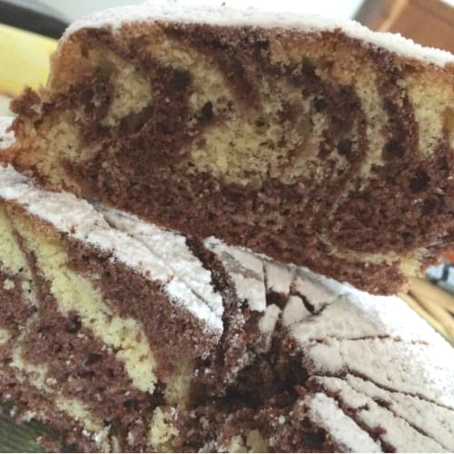 Foto Ricetta Torta variegata