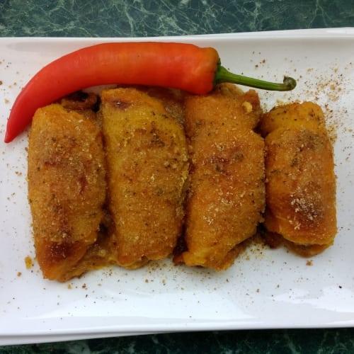 Foto Ricetta Involtini di peperoni