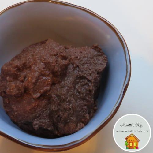 Foto Ricetta Mousse au chocolat e cavolfiore