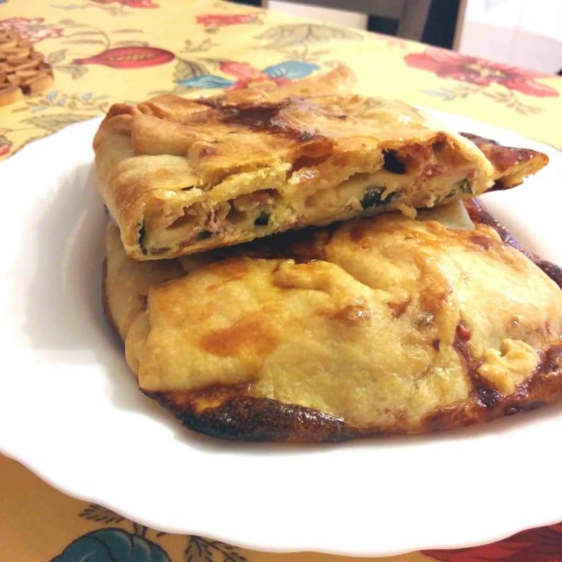 Foto Ricetta Rustico verdure e prosciutto