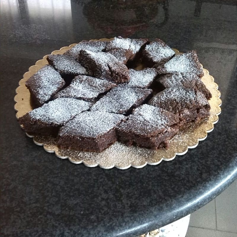 Foto Ricetta cocoa and yogurt cake