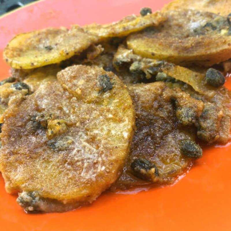 Foto Ricetta Baked potatoes au gratin