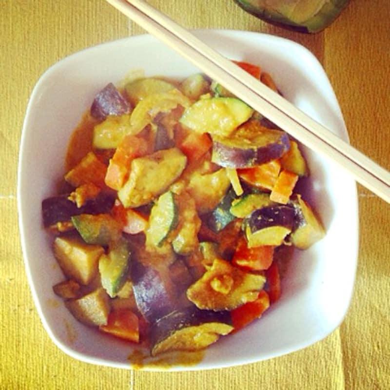 Foto Ricetta Curry di verdure