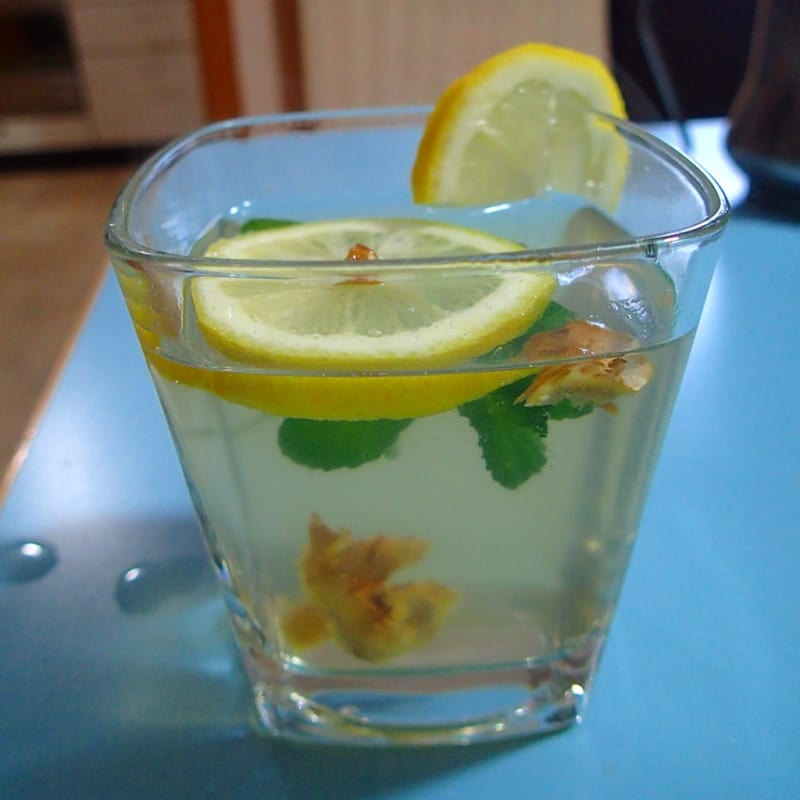 Foto Ricetta Herbal tea with ginger