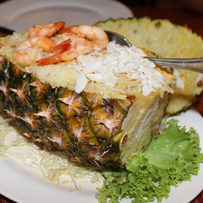 Foto Ricetta Thai khao phat