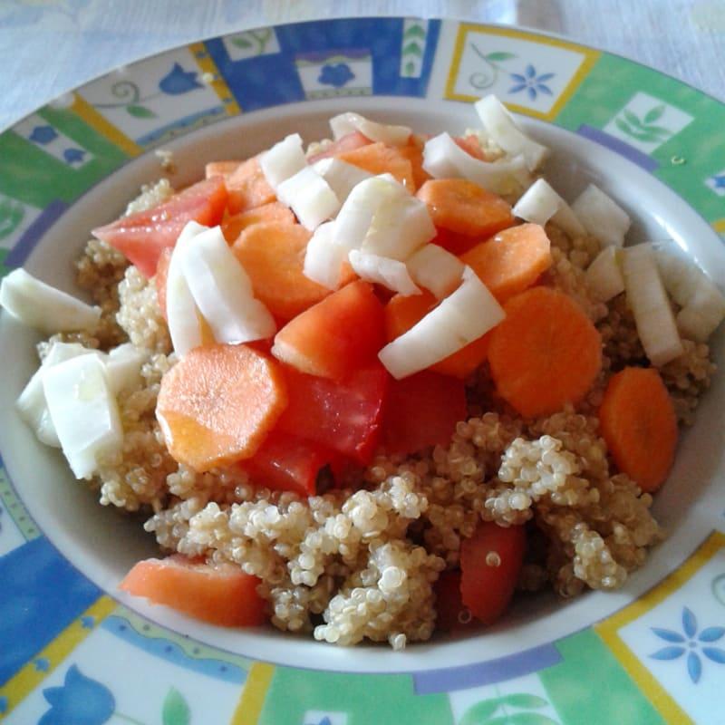 Foto Ricetta Quinoa salad