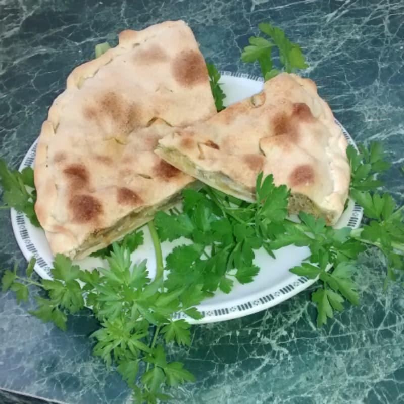 Foto Ricetta Rustico vegetariano ripieno ai carciofi