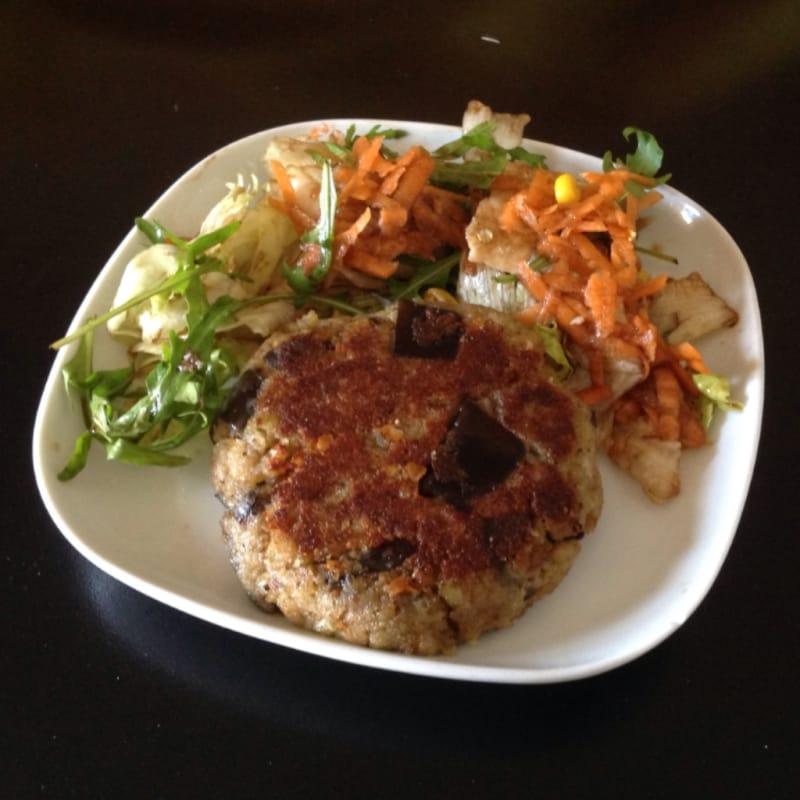 Foto Ricetta Burger di melanzane