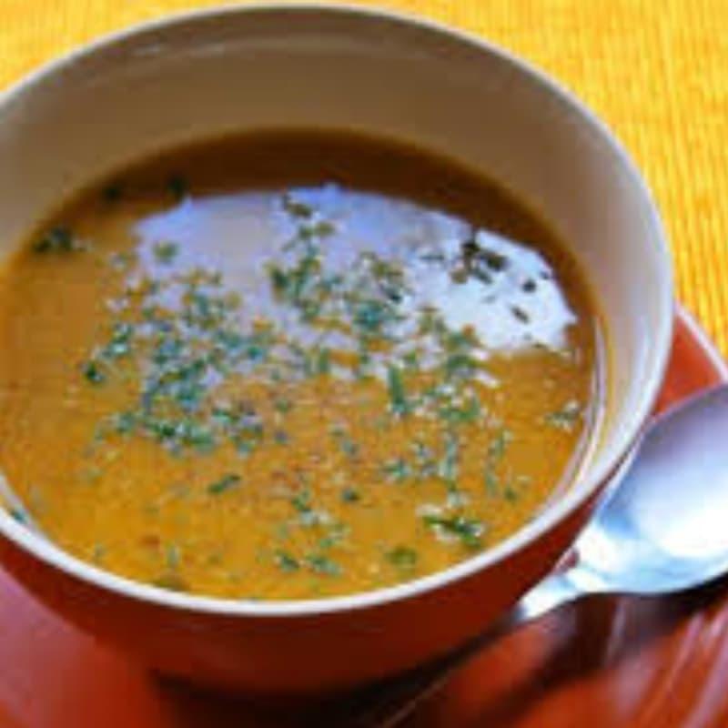 Foto Ricetta Brodo vegetale speziato