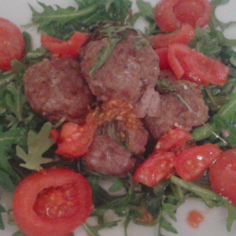 Foto Ricetta Meatballs of ground beef