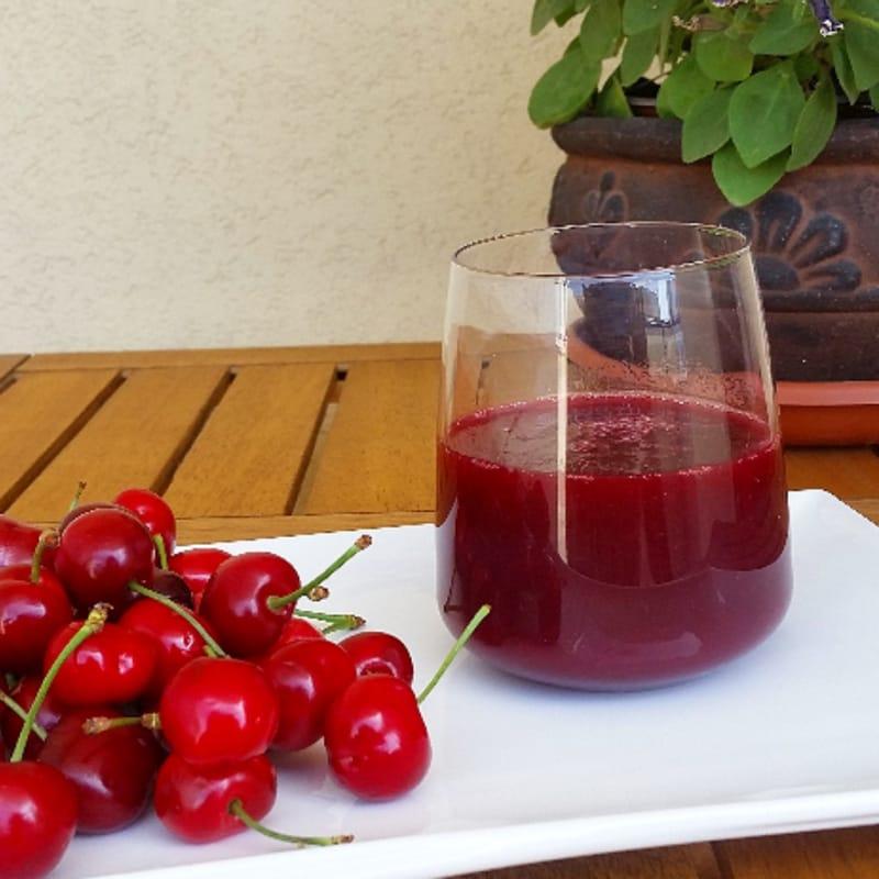 Foto Ricetta Succo di ciliegie