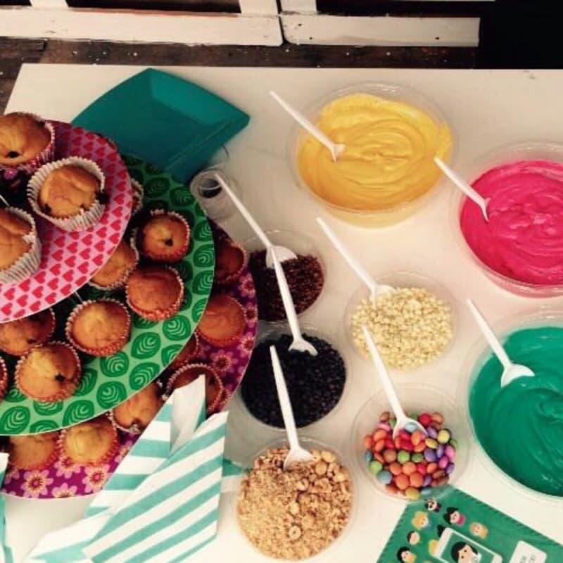 Foto Ricetta Cupcake con glassa al mascarpone