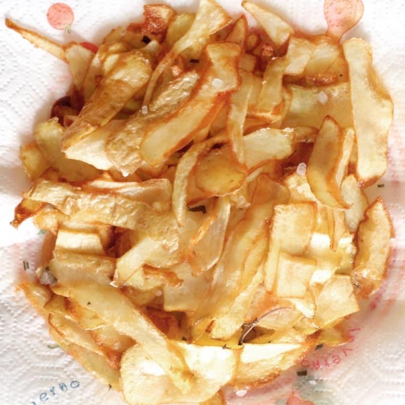 Foto Ricetta Le bucce di patata