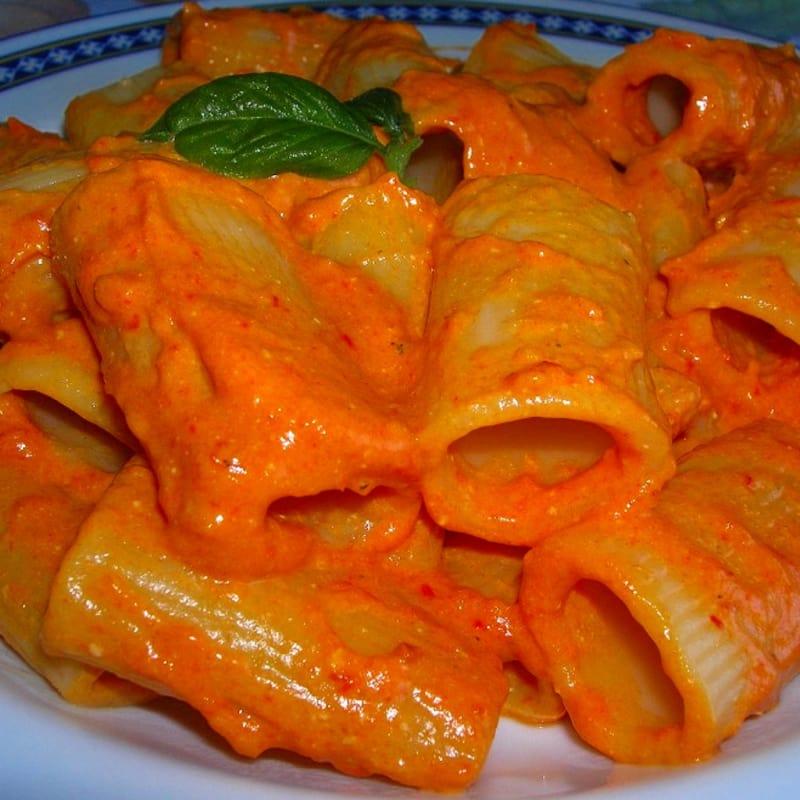 Foto Ricetta Crema di peperoni e panna
