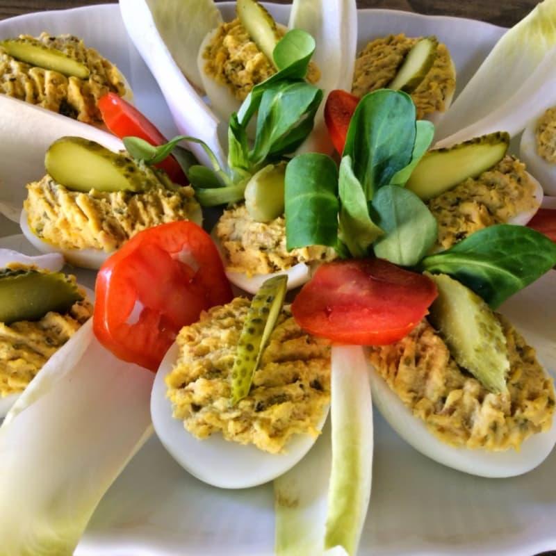 Foto Ricetta Stuffed eggs